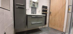Luton Bathroom Cupboards